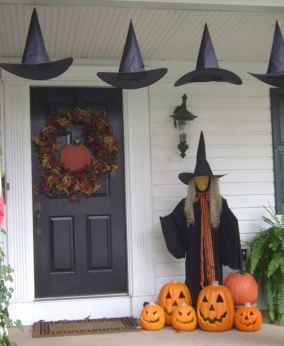 75 awesome helloween home decor ideas (7)