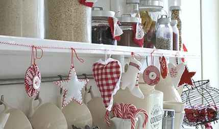 20 best christmas kitchen decor ideas and remodel (12)
