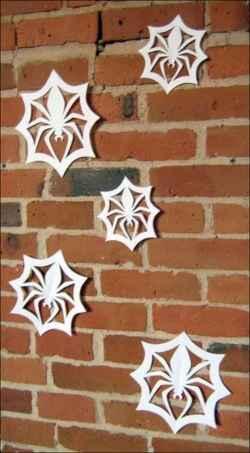 25 easy crafts diy halloween ideas for kids (12)