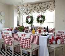 40 cheap and easy christmas decorations for your apartment ideas (58)