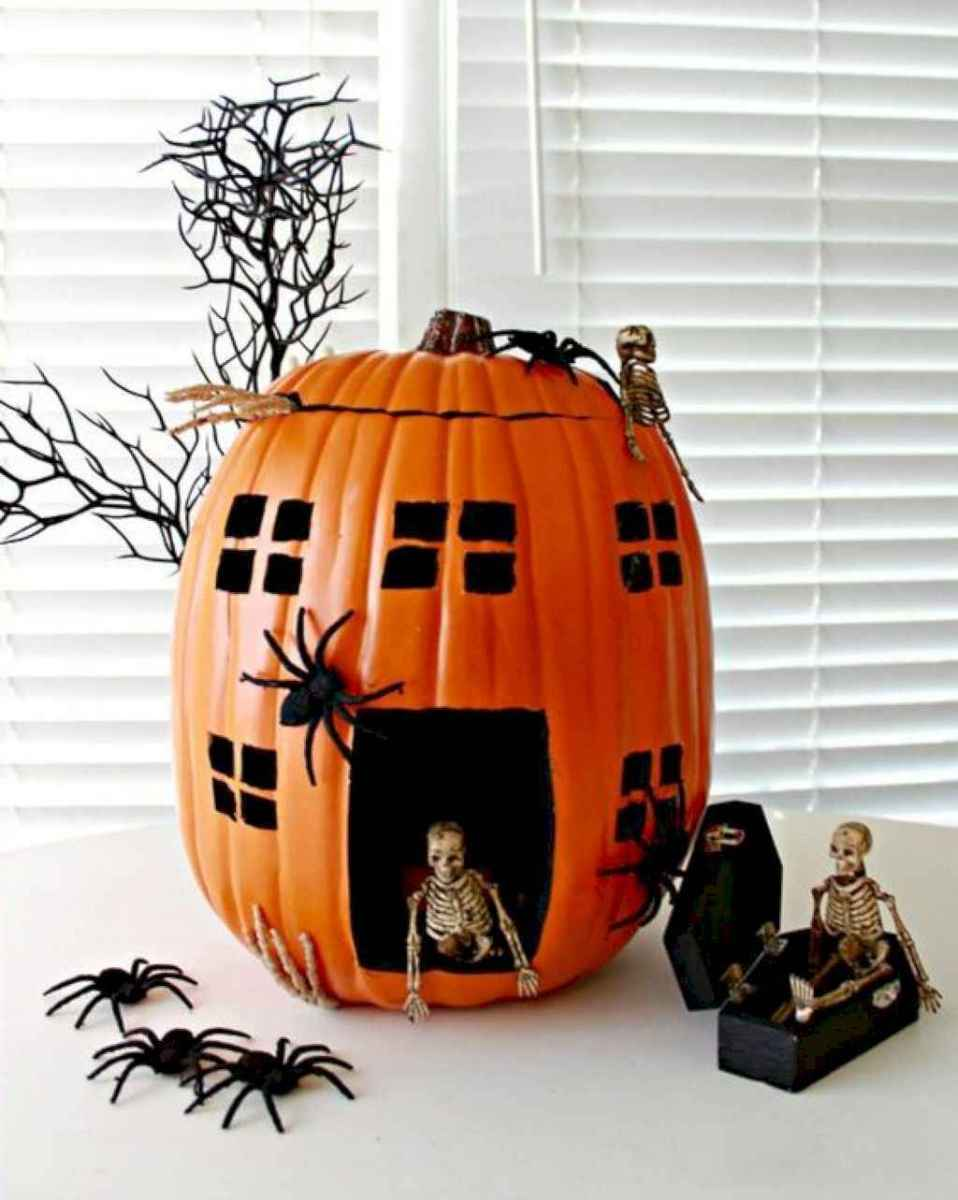 40 creative and easy diy halloween ideas decorations on a budget (7)