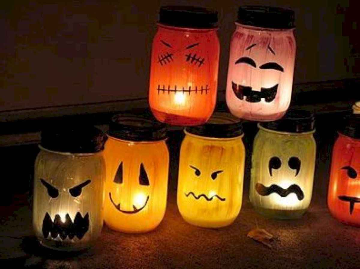 40 creative and easy diy halloween ideas decorations on a budget (8)
