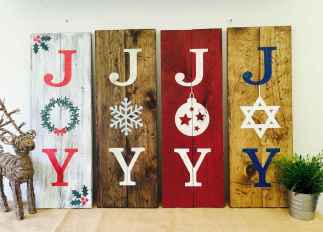 50 christmas front porch decor ideas and remodel (14)
