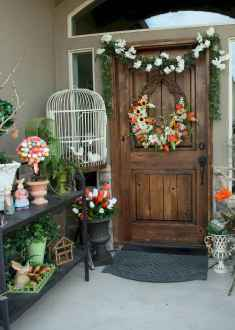 50 stunning christmas front porch decor ideas and design (4)