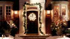50 stunning outdoor christmas decor ideas and makeover (24)