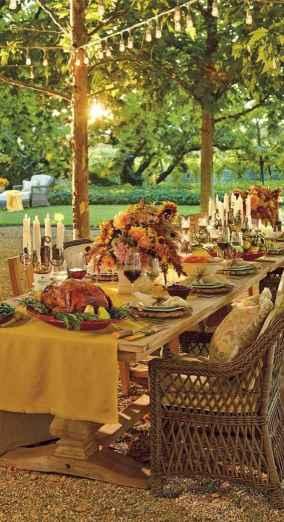 20 elegant thanksgiving dinner table decor ideas (17)