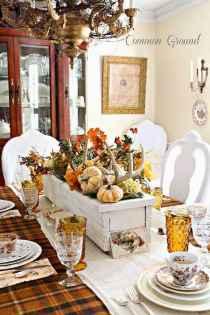 20 elegant thanksgiving dinner table decor ideas (8)