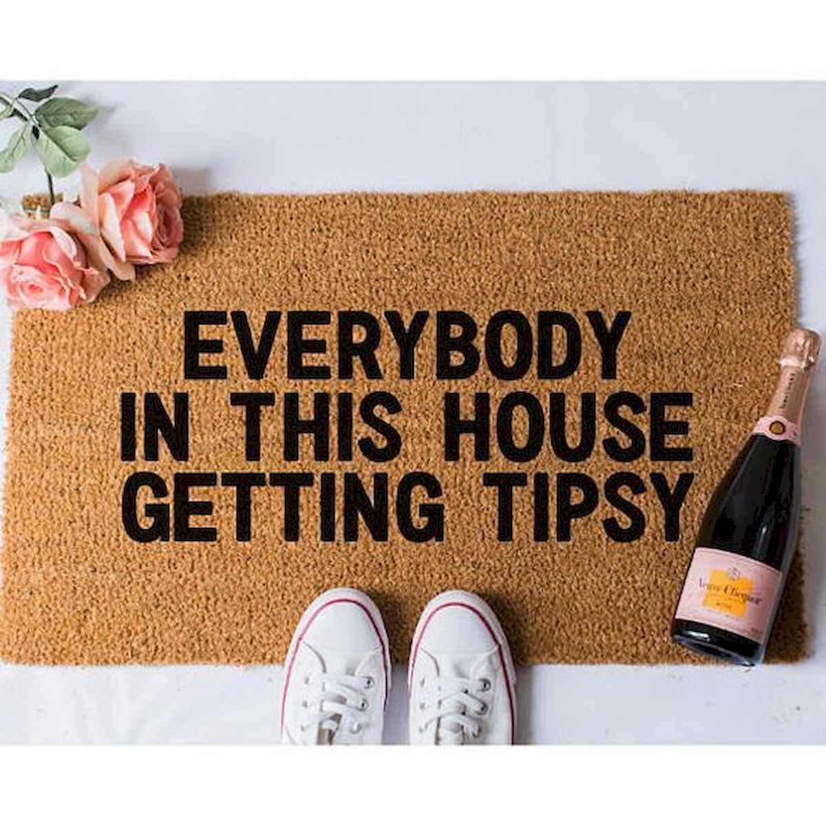 20 funny rug door mats design ideas (3)