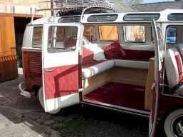 30 creative vw bus interior design ideas (15)