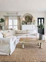 30 elegant farmhouse living room decor ideas (11)