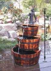 30 fantastic garden waterfall for small garden ideas (20)