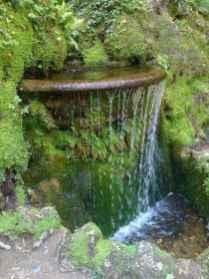 30 fantastic garden waterfall for small garden ideas (23)
