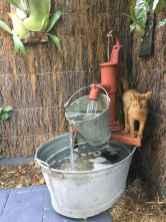 30 fantastic garden waterfall for small garden ideas (7)