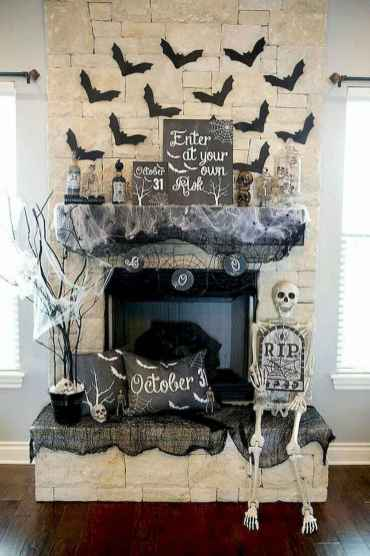 40 elegant fall mantle decor ideas (1)