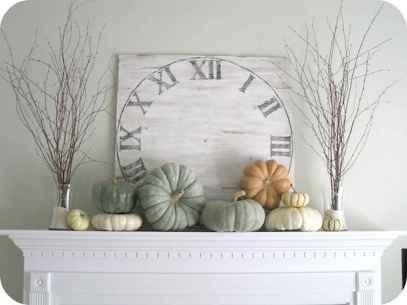 40 elegant fall mantle decor ideas (33)