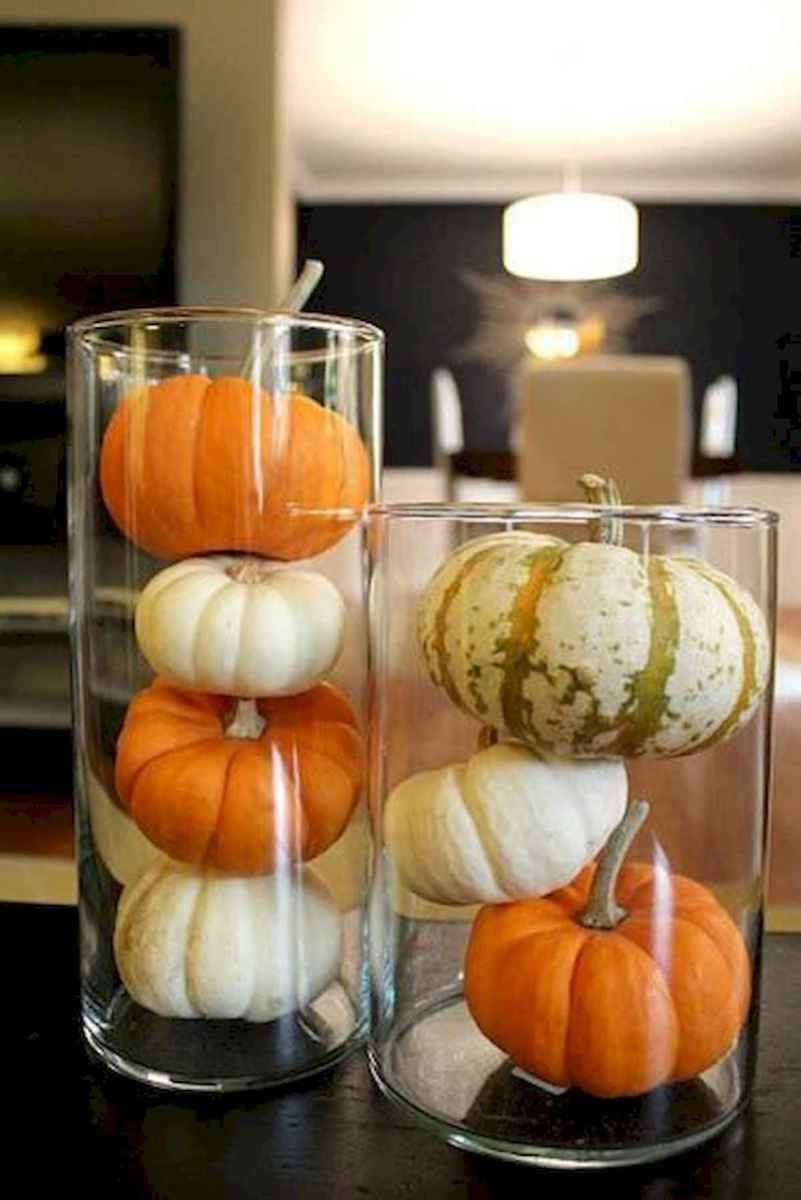 40 elegant fall mantle decor ideas (5)