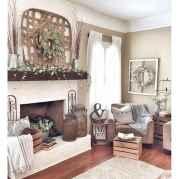 40 elegant fireplace makeover for farmhouse home decor (14)