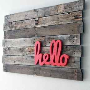 40 most creative diy wall art design ideas and makeover (32)