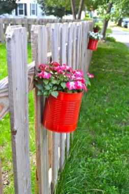 50 creative container gardening flowers ideas decorations (44)