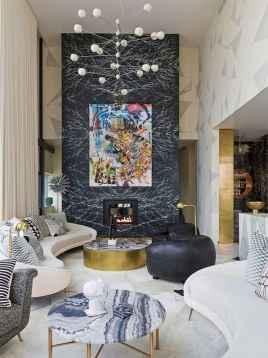 60 most elegant wall art ideas for living room makeover (32)