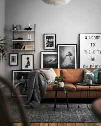 60 most elegant wall art ideas for living room makeover (52)