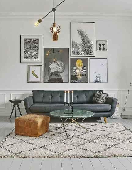 60 most elegant wall art ideas for living room makeover (6)
