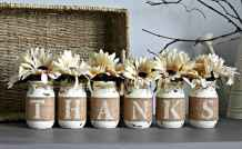 35 easy thanksgiving decor ideas on a budget (20)