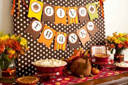 35 easy thanksgiving decor ideas on a budget (32)