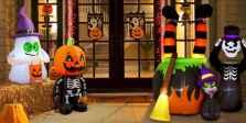 40 cheap and easy halloween decor ideas (15)