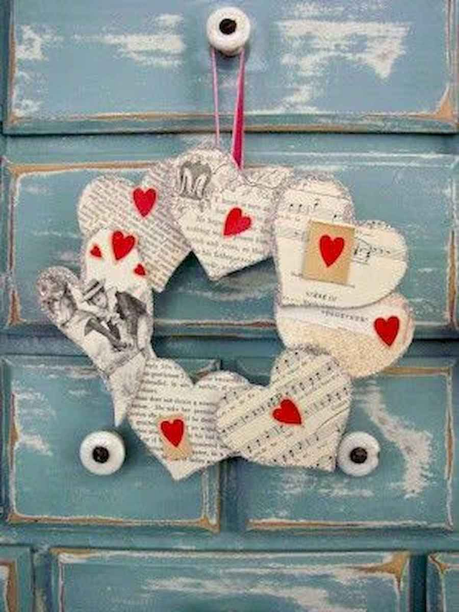 110 easy diy valentines decorations ideas and remodel (106)