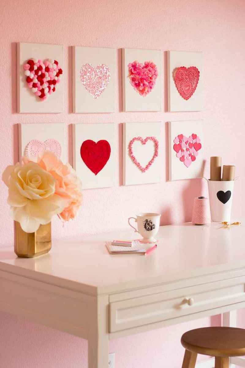110 easy diy valentines decorations ideas and remodel (65)