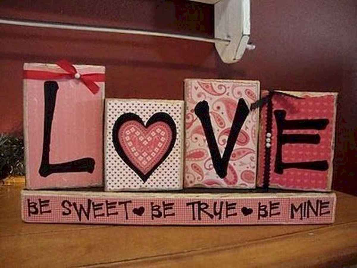 110 easy diy valentines decorations ideas and remodel (73)