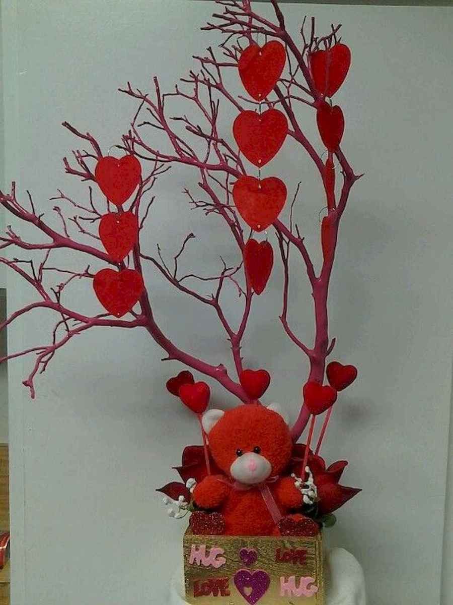 110 easy diy valentines decorations ideas and remodel (75)