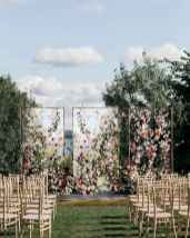 40 awesome backyard wedding decor ideas (12)