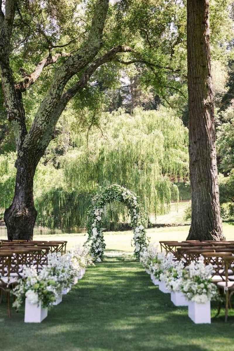40 awesome backyard wedding decor ideas (14)