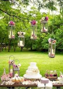 40 awesome backyard wedding decor ideas (18)