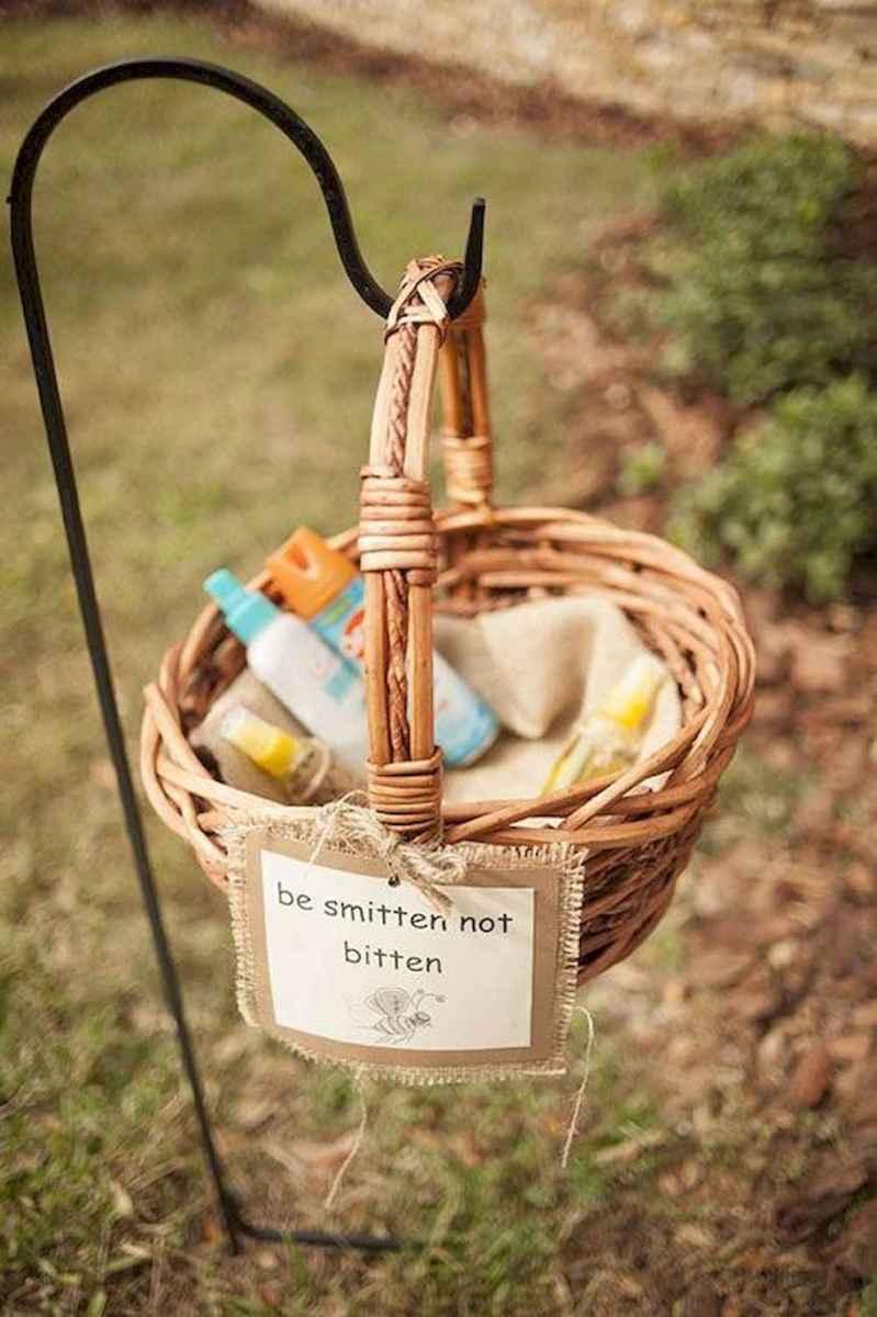 40 awesome backyard wedding decor ideas (26)