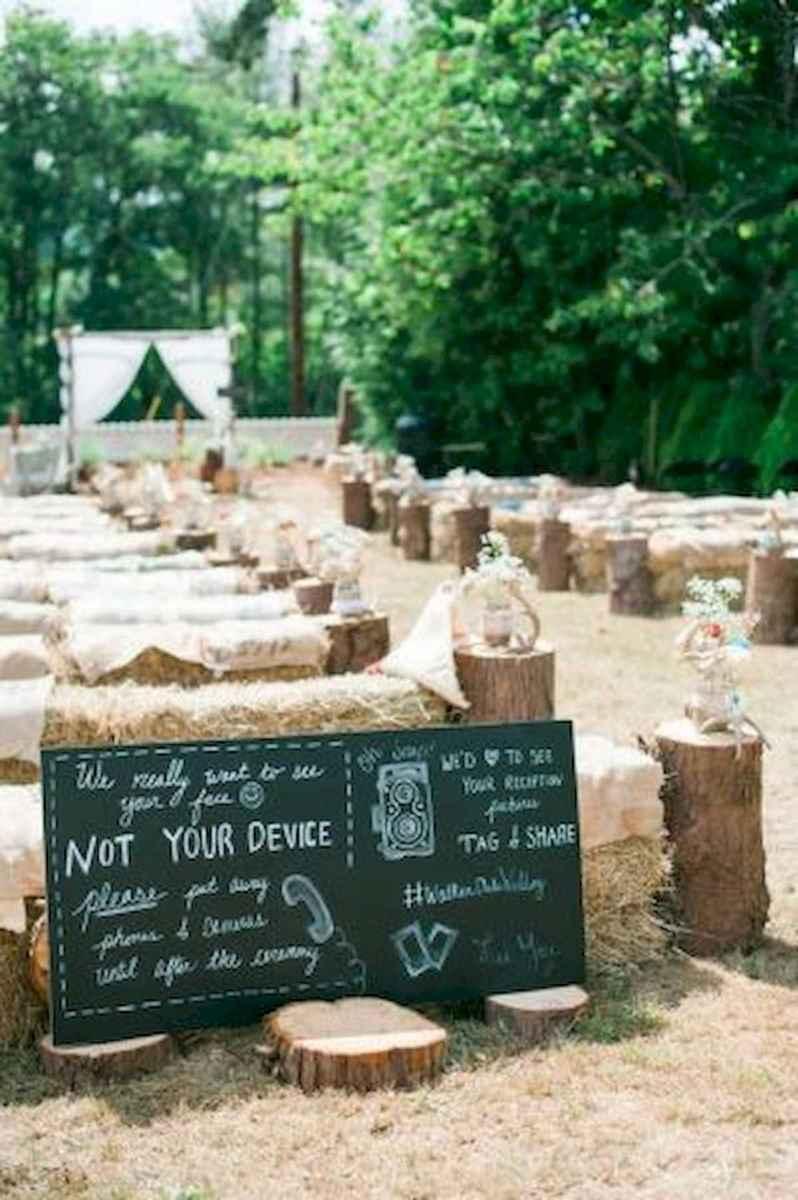 40 awesome backyard wedding decor ideas (40)