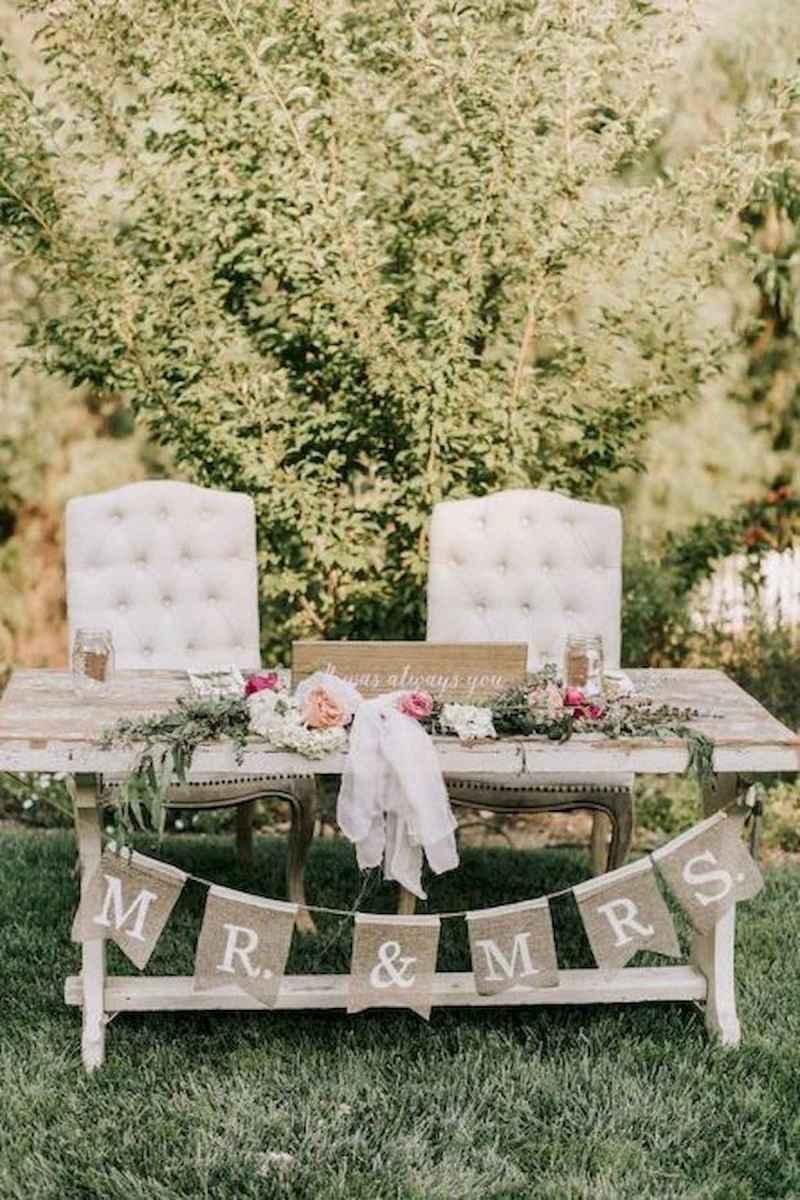 40 awesome backyard wedding decor ideas (5)