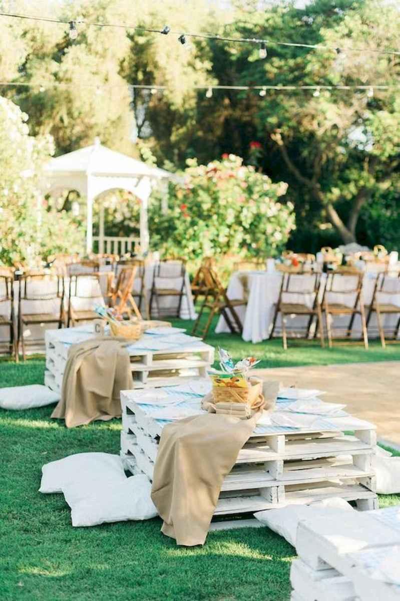 40 awesome backyard wedding decor ideas (6)