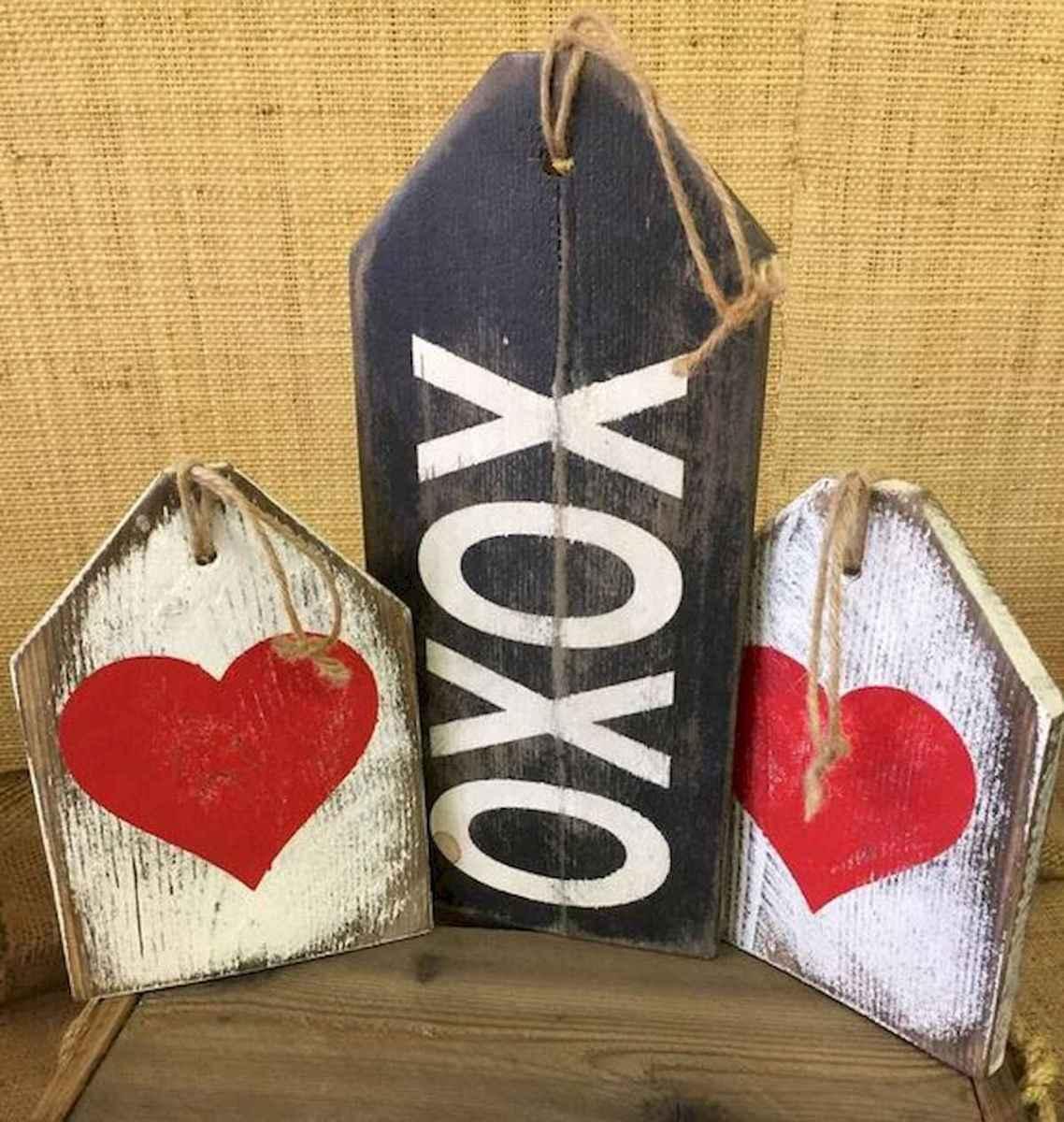 75 lovely valentines day crafts design ideas (1)