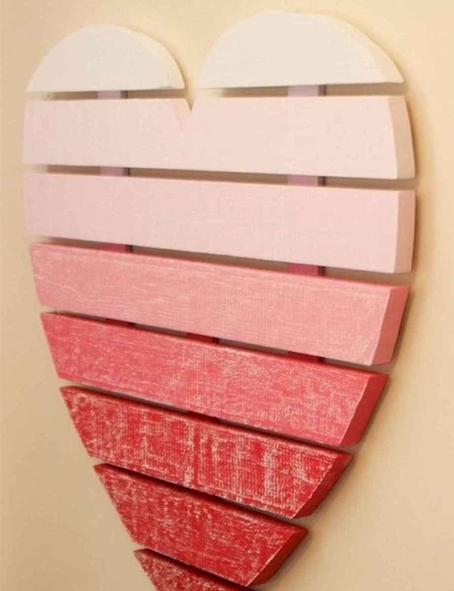 75 lovely valentines day crafts design ideas (16)