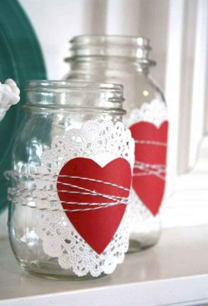 75 lovely valentines day crafts design ideas (17)