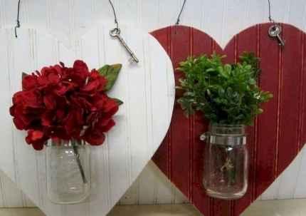 75 lovely valentines day crafts design ideas (28)
