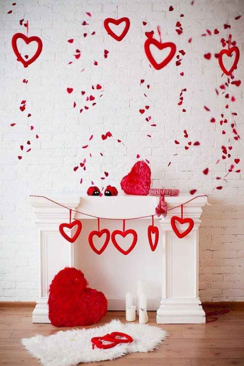 75 lovely valentines day crafts design ideas (3)