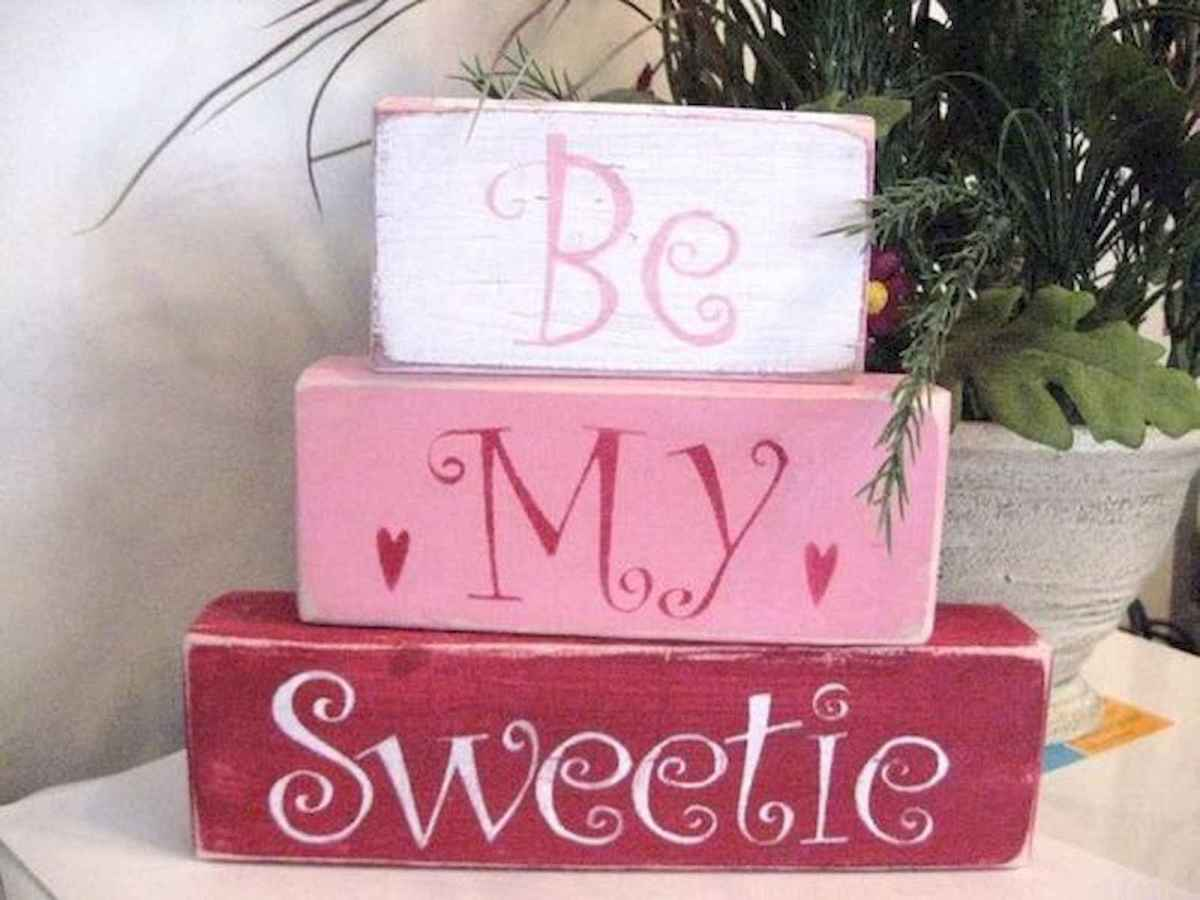 75 lovely valentines day crafts design ideas (34)