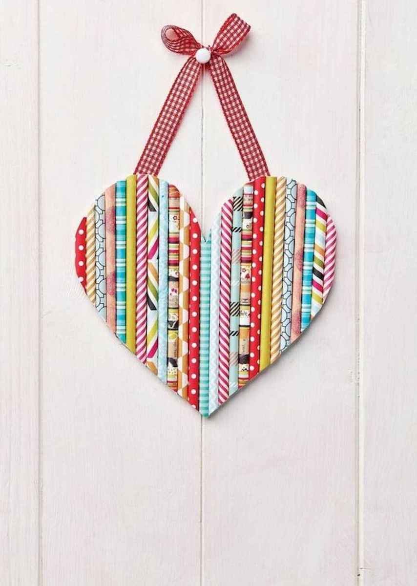 75 lovely valentines day crafts design ideas (49)