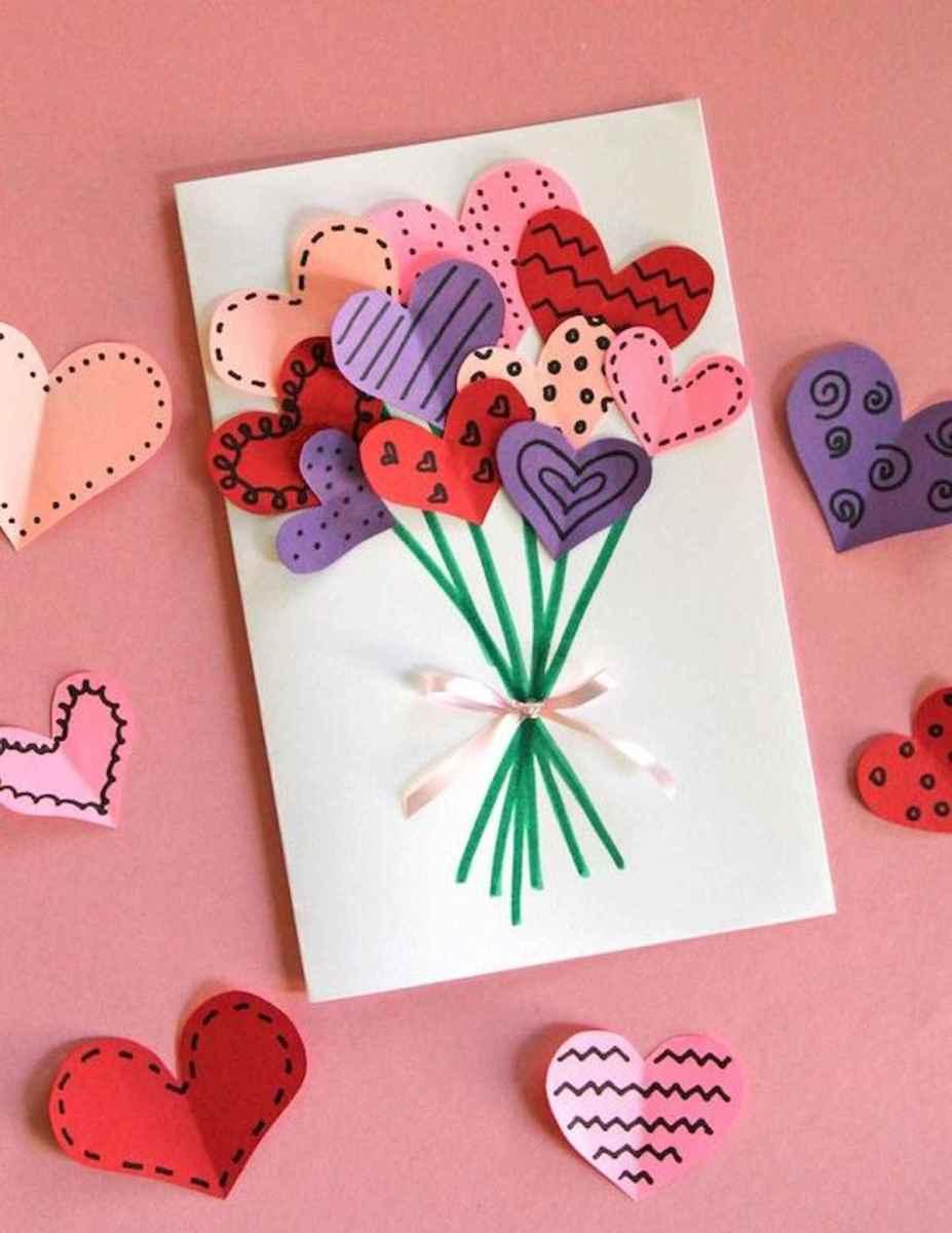 75 lovely valentines day crafts design ideas (6)