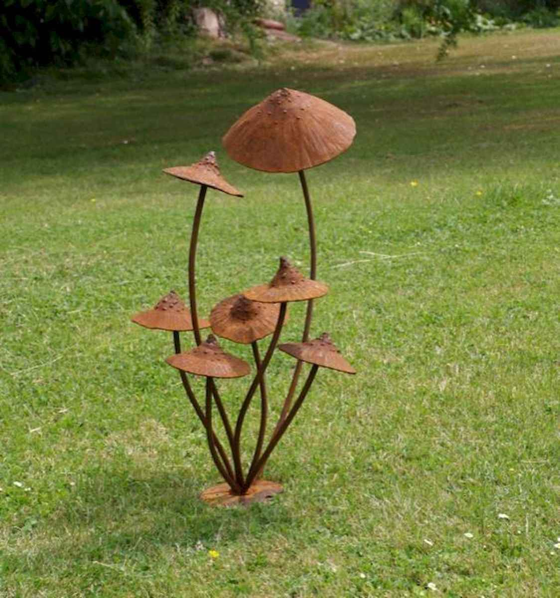 70 creative and genius garden art from junk design ideas for summer (50)