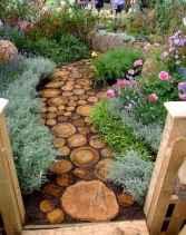 90 lovely backyard garden design ideas for summer (1)